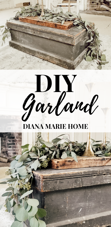 easy diy garland