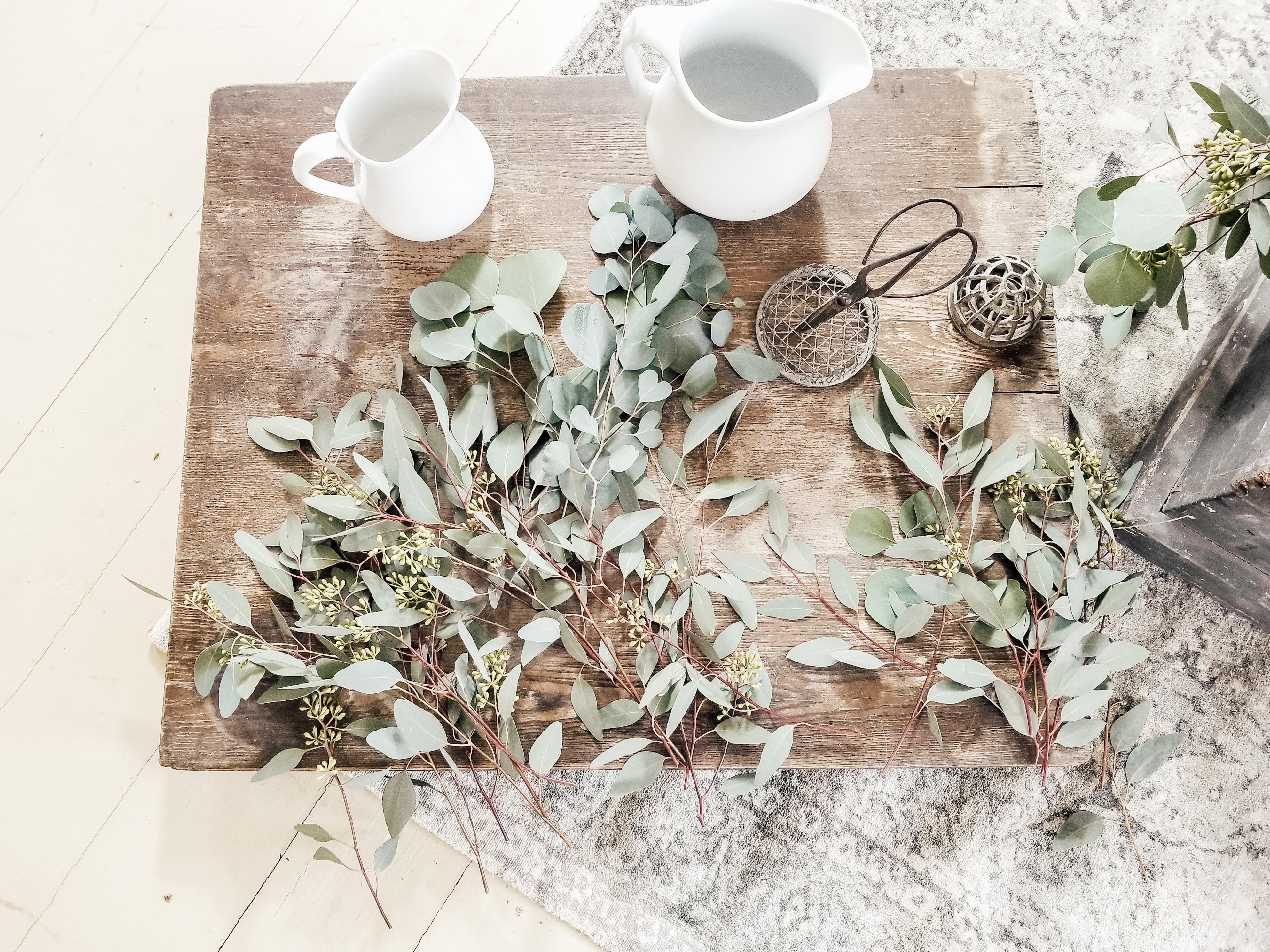 easy diy garland wedding decor