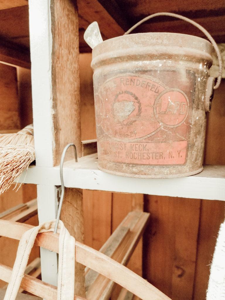 antique vintage farmhouse cottage finds