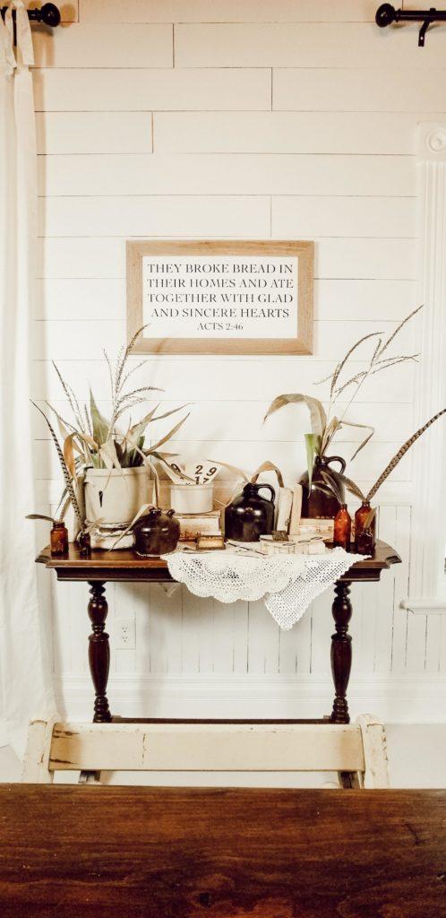 Farmhouse Fall Home Decor Ideas On A Budget