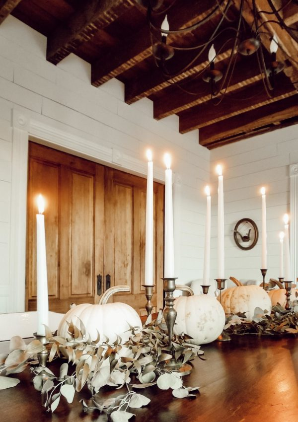 Part 2: Farmhouse Dining Room Reveal