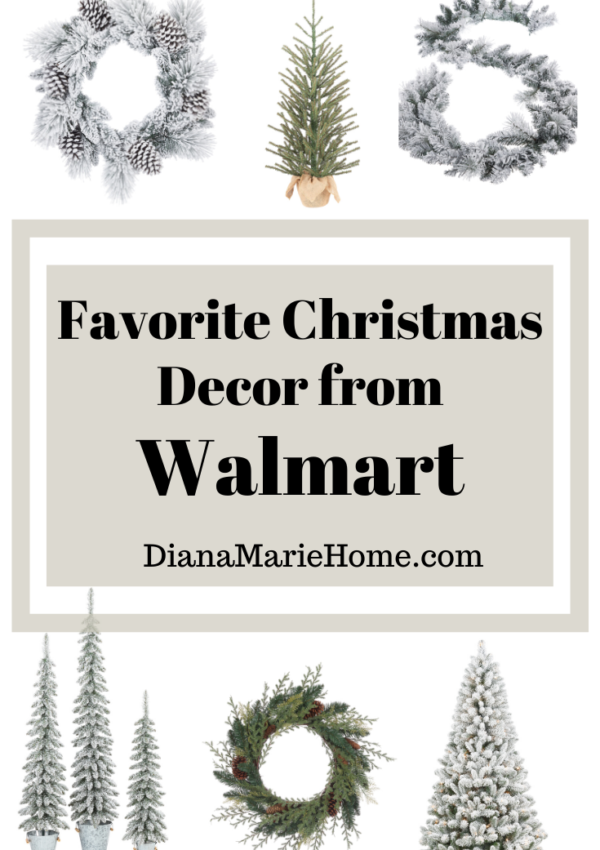 Farmhouse Christmas Finds from Walmart