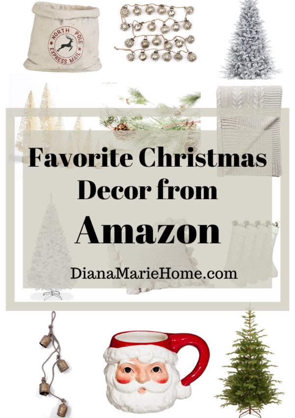 Favorite Christmas Finds from Amazon