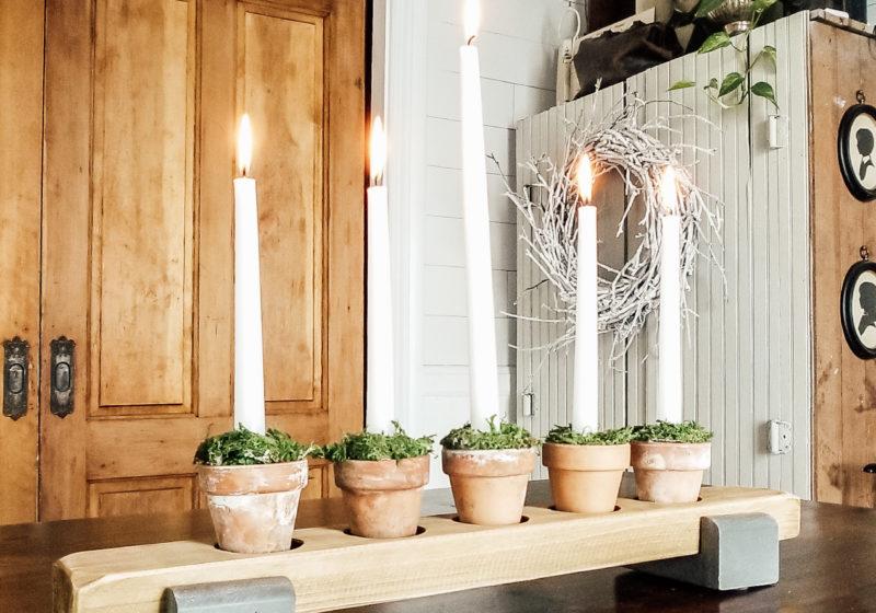 Spring Farmhouse DIY