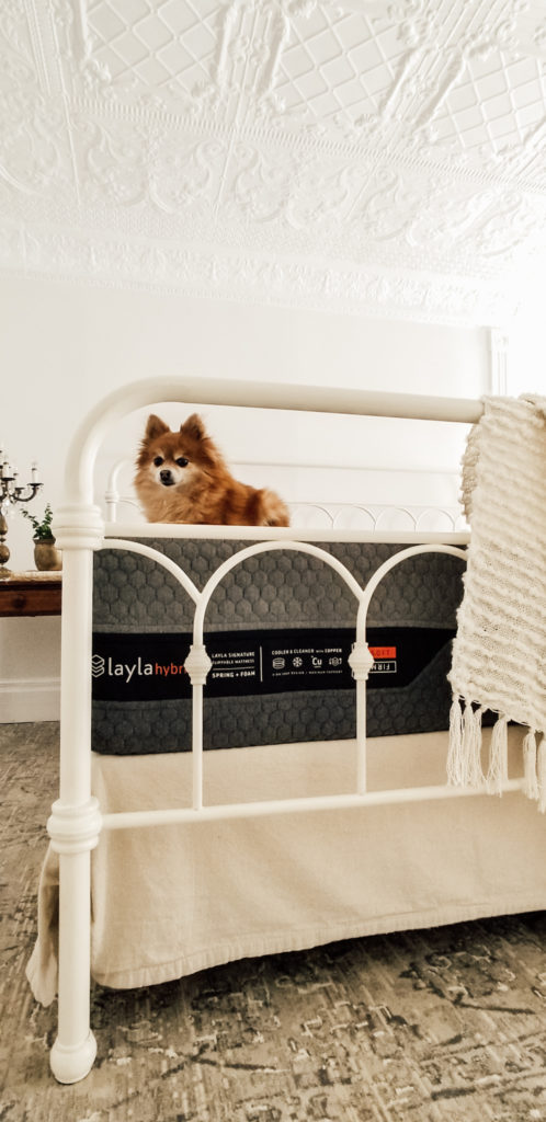 Diana Marie Home Layla Hybrid Mattress Review