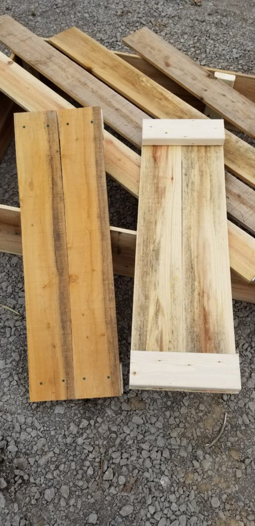 How to build a raised bed garden box on a budget
