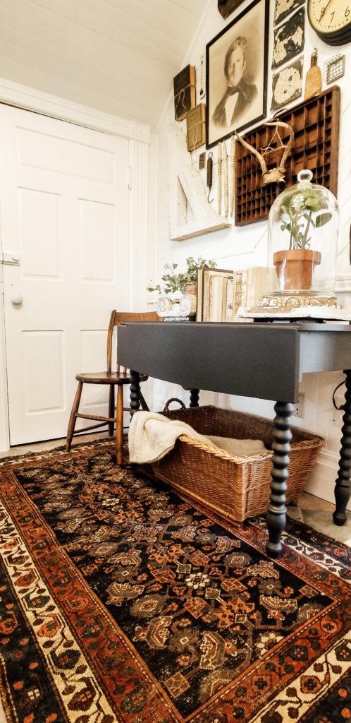 Diana Marie Home DIY Vintage Farmhouse Table