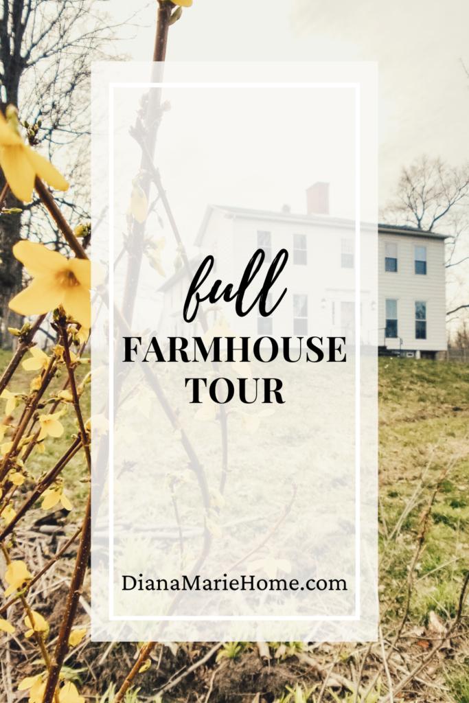 Full Video Farmhouse Tour