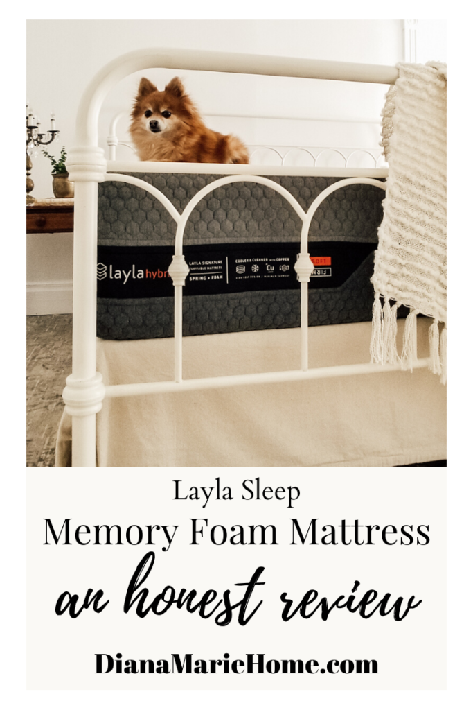 Layla Hybrid Memory Foam Mattress Review