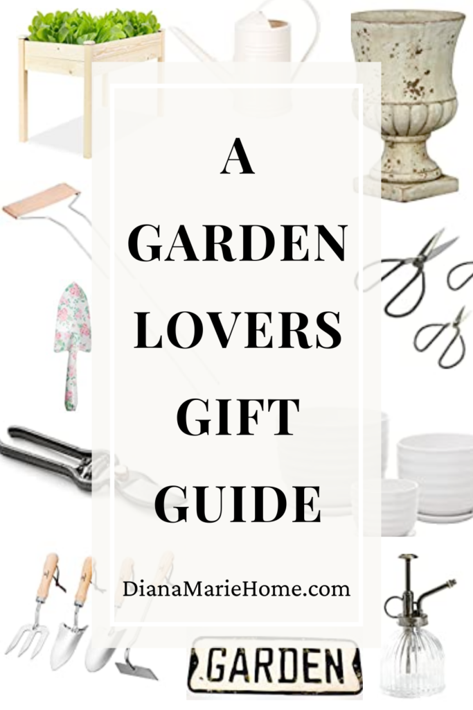 What to get a gardener