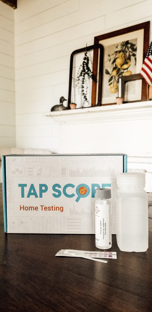 Tap Score Test Kit