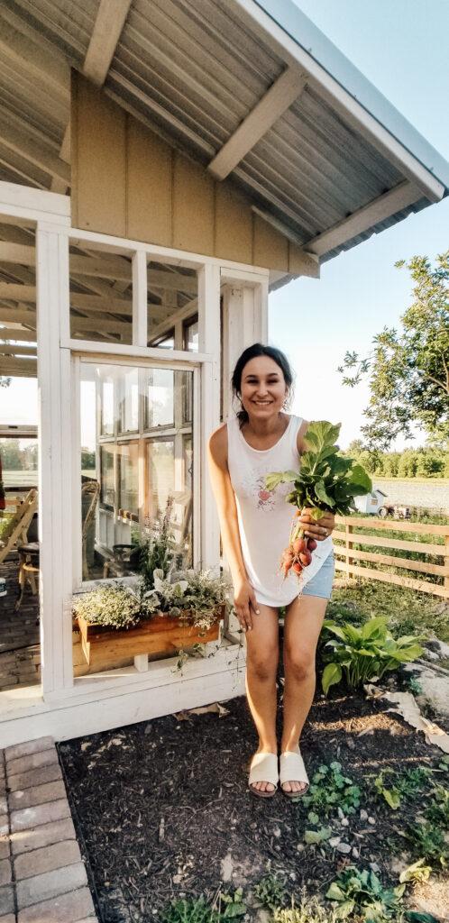Garden Harvest July 2020 | Diana Marie Home