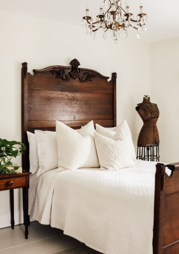 Farmhouse Guest Bedroom Restoration
