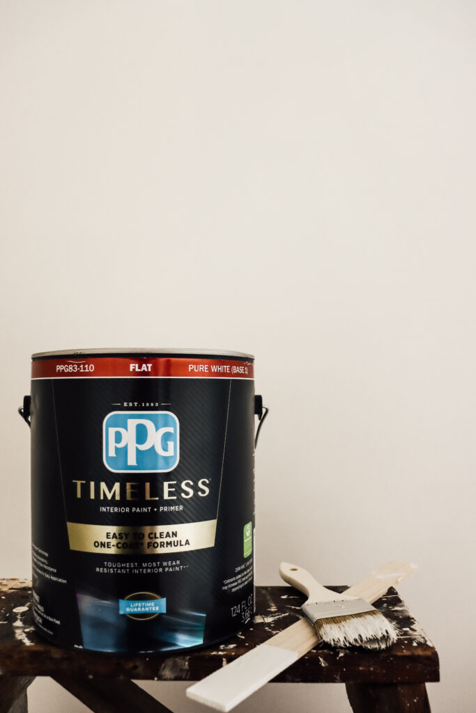 PPG Timeless Paint Collection: China White