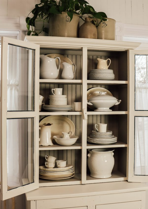 How to find Ironstone & Cabinet Transformation