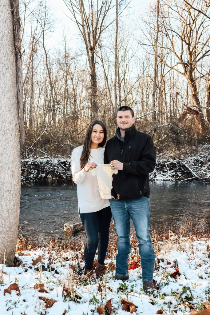 We're having a baby!   Diana Marie Home